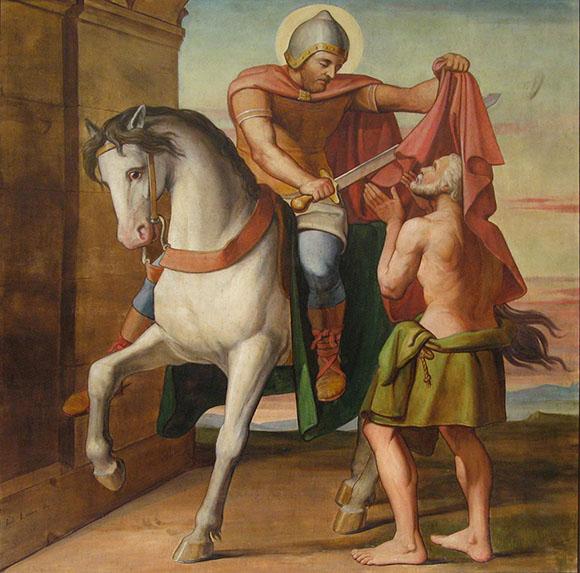 Louis-Anselme Longa, La charité de saint Martin-web.jpg